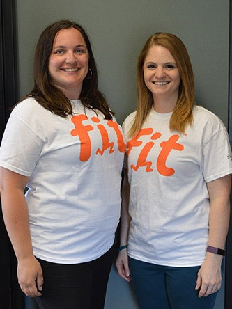Alicia and Denise - Sanford fit