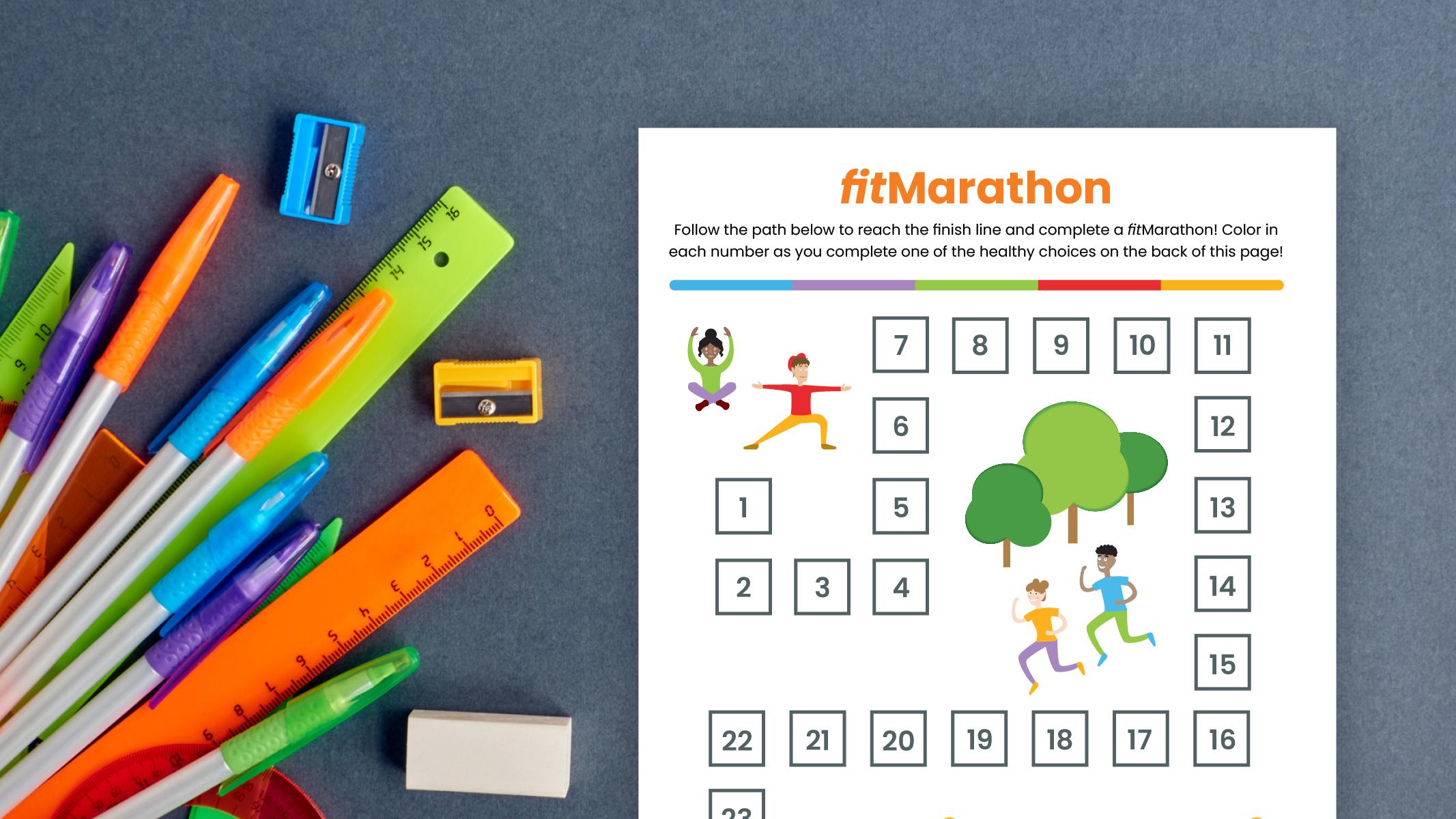 fitMarathon - Sanford fit